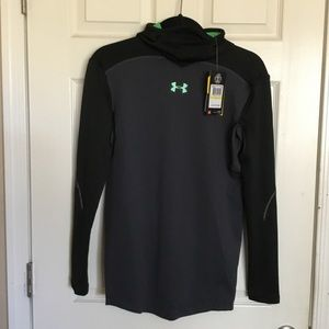 Under Armour Infrared Coldgear pullover sz.M $55